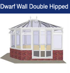 Dwarf Wall Double Hipped