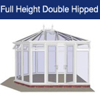 Full Height Double Hipped